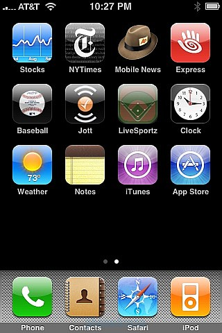 Apple iPhone 3G 16