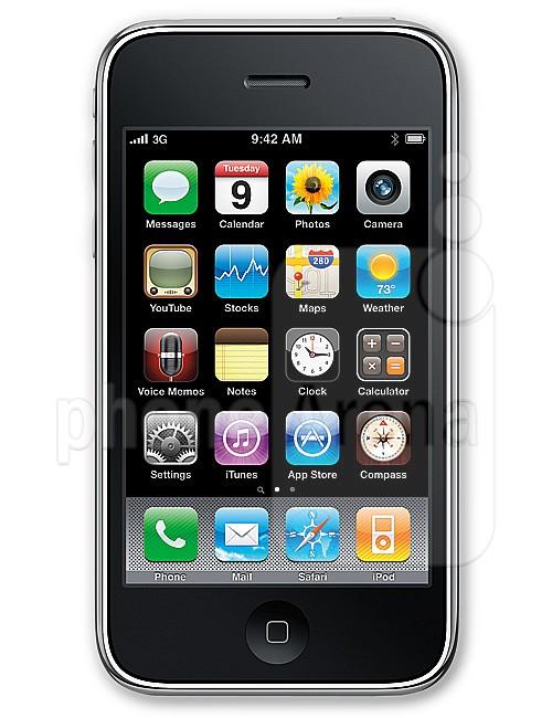 Apple iPhone 3GS 0