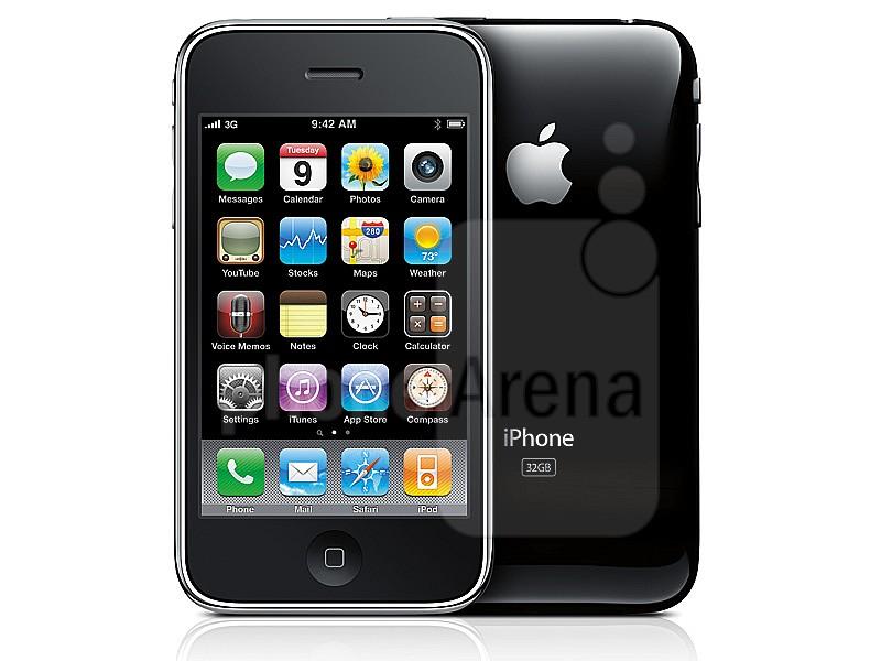 Apple iPhone 3GS 3