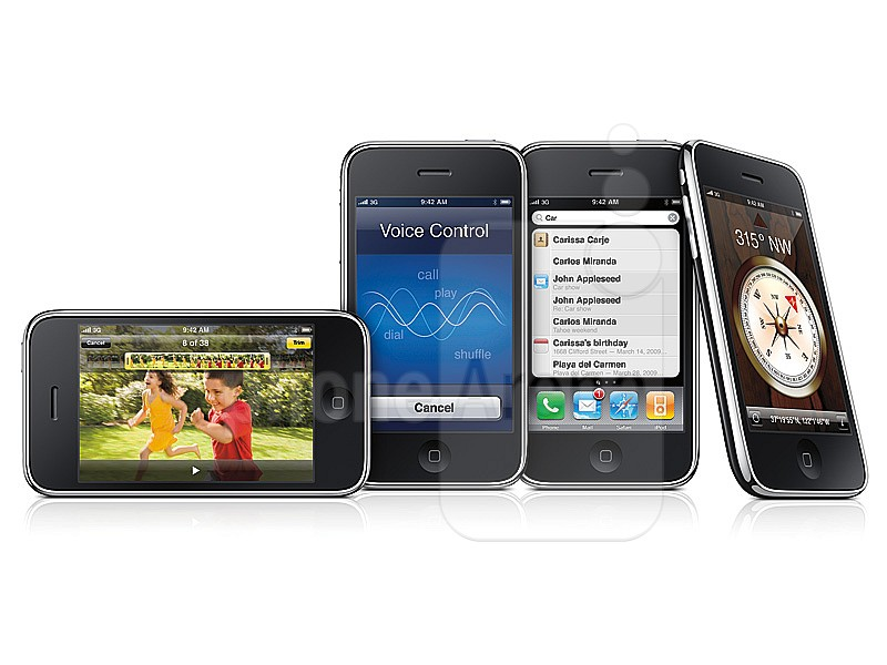 Apple iPhone 3GS 4