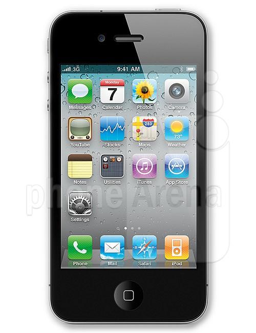 Apple iPhone 4 0
