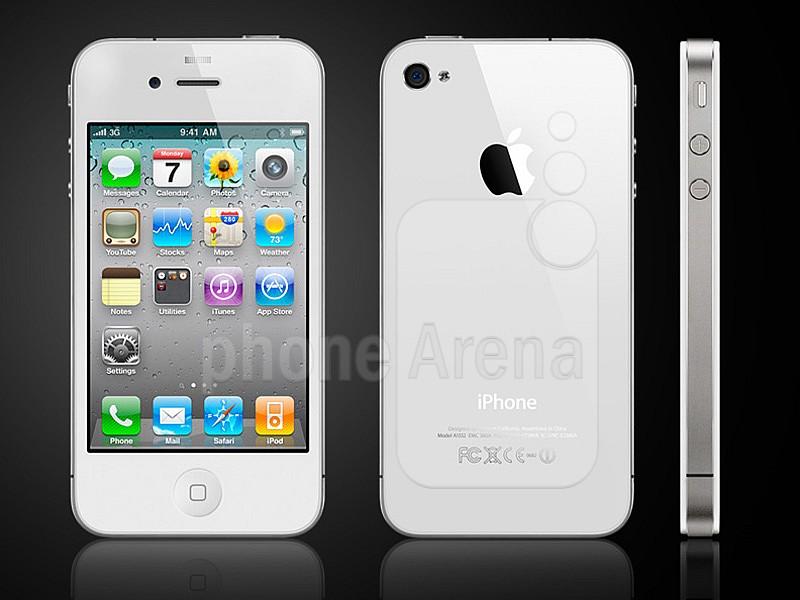 Apple iPhone 4 3