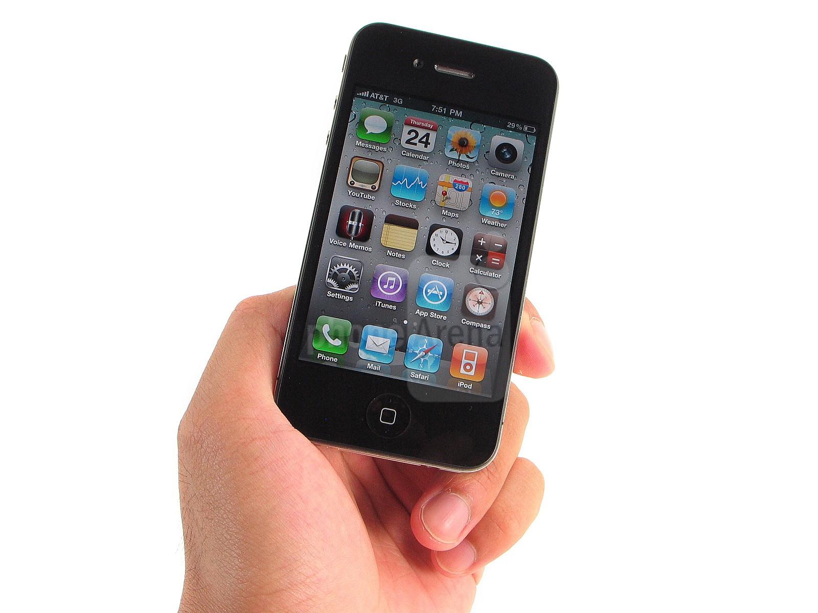 Apple iPhone 4 5