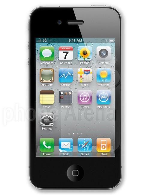Apple iPhone 4s 0