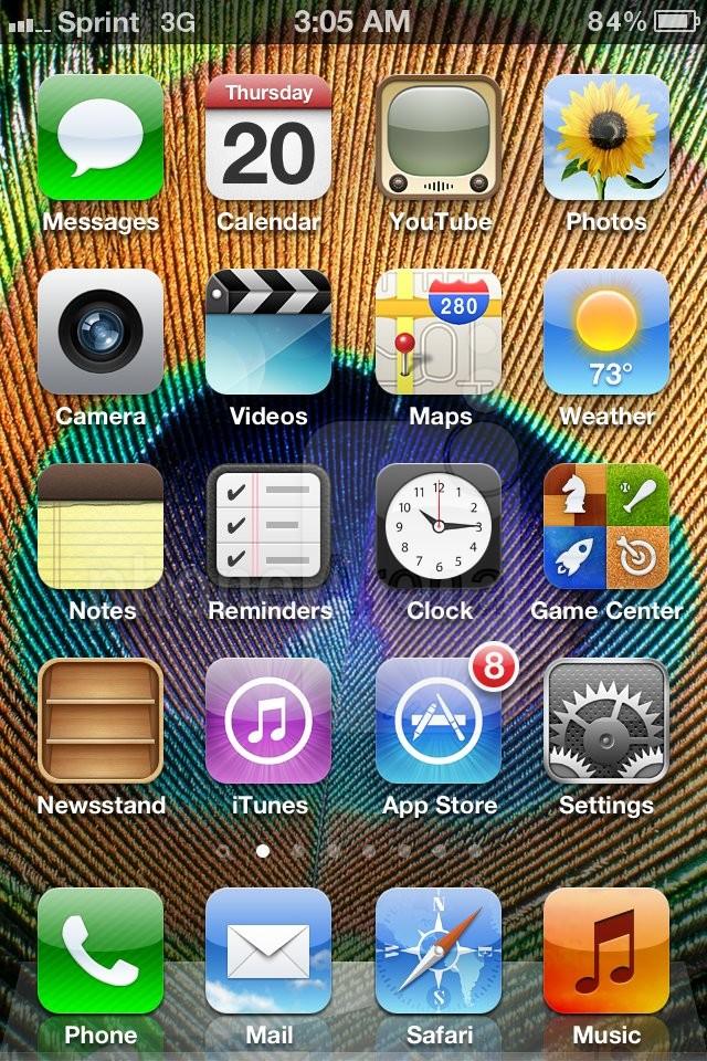 Apple iPhone 4s 16