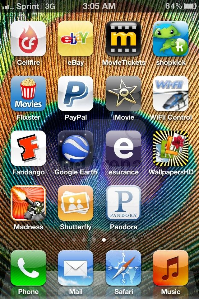 Apple iPhone 4s 18