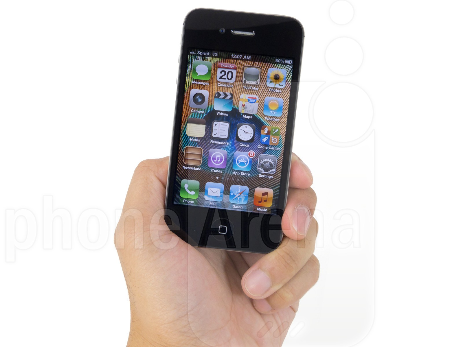 Apple iPhone 4s 6