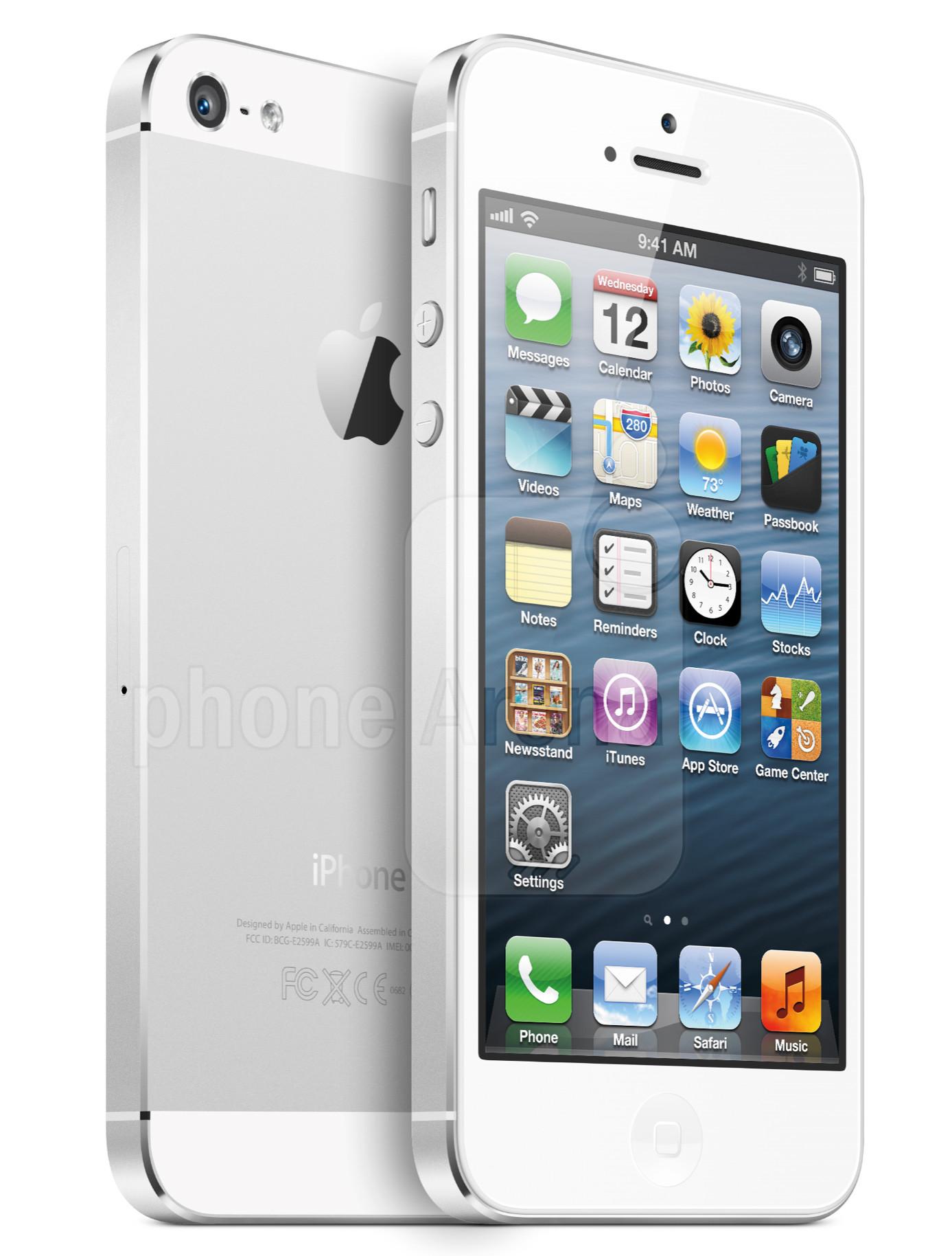 Apple iPhone 5 3