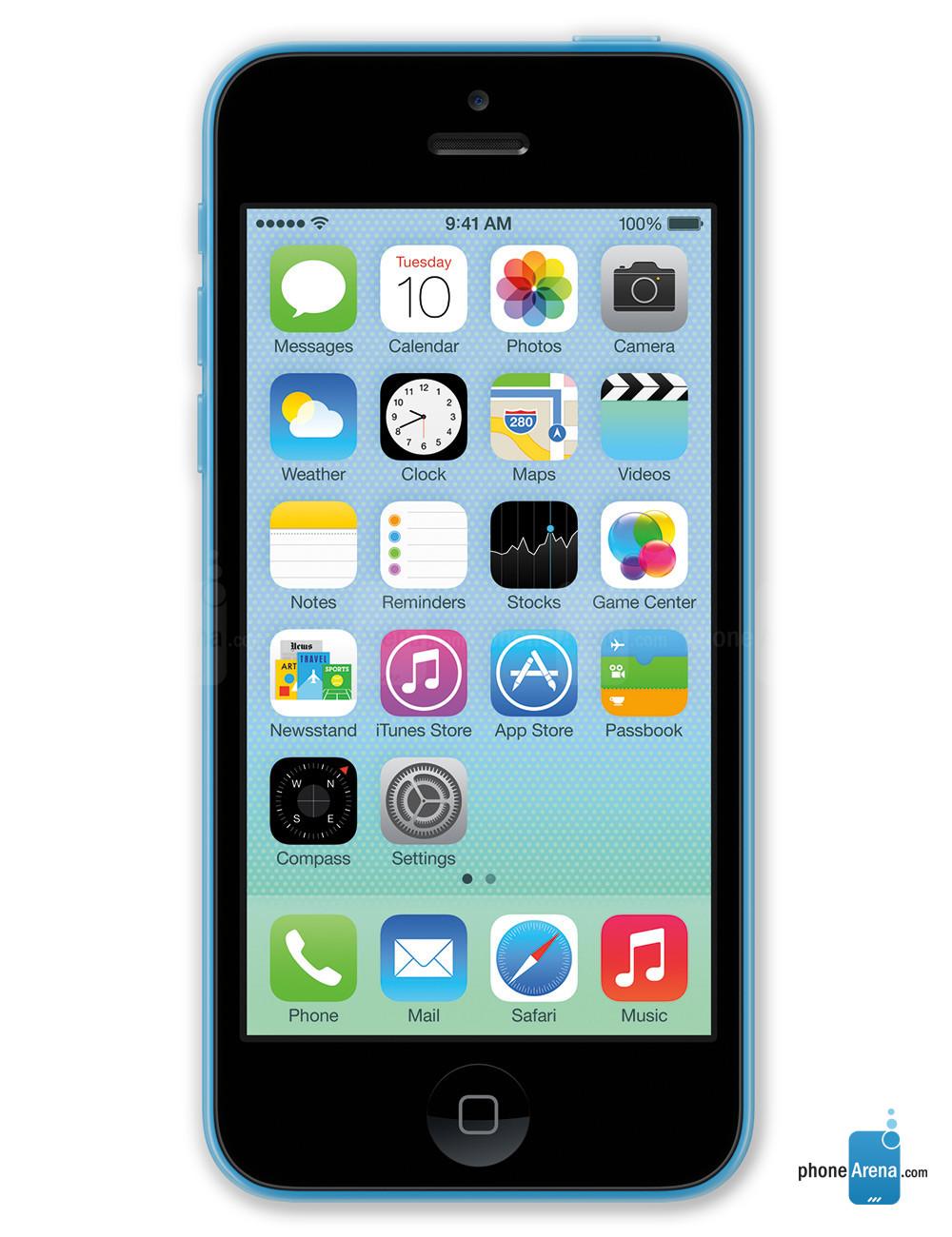 Apple iPhone 5c 0