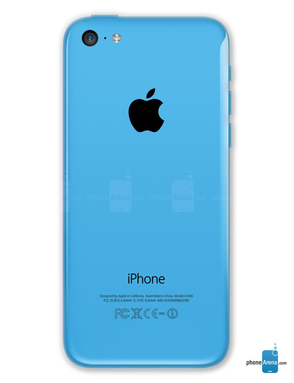 Apple iPhone 5c 1