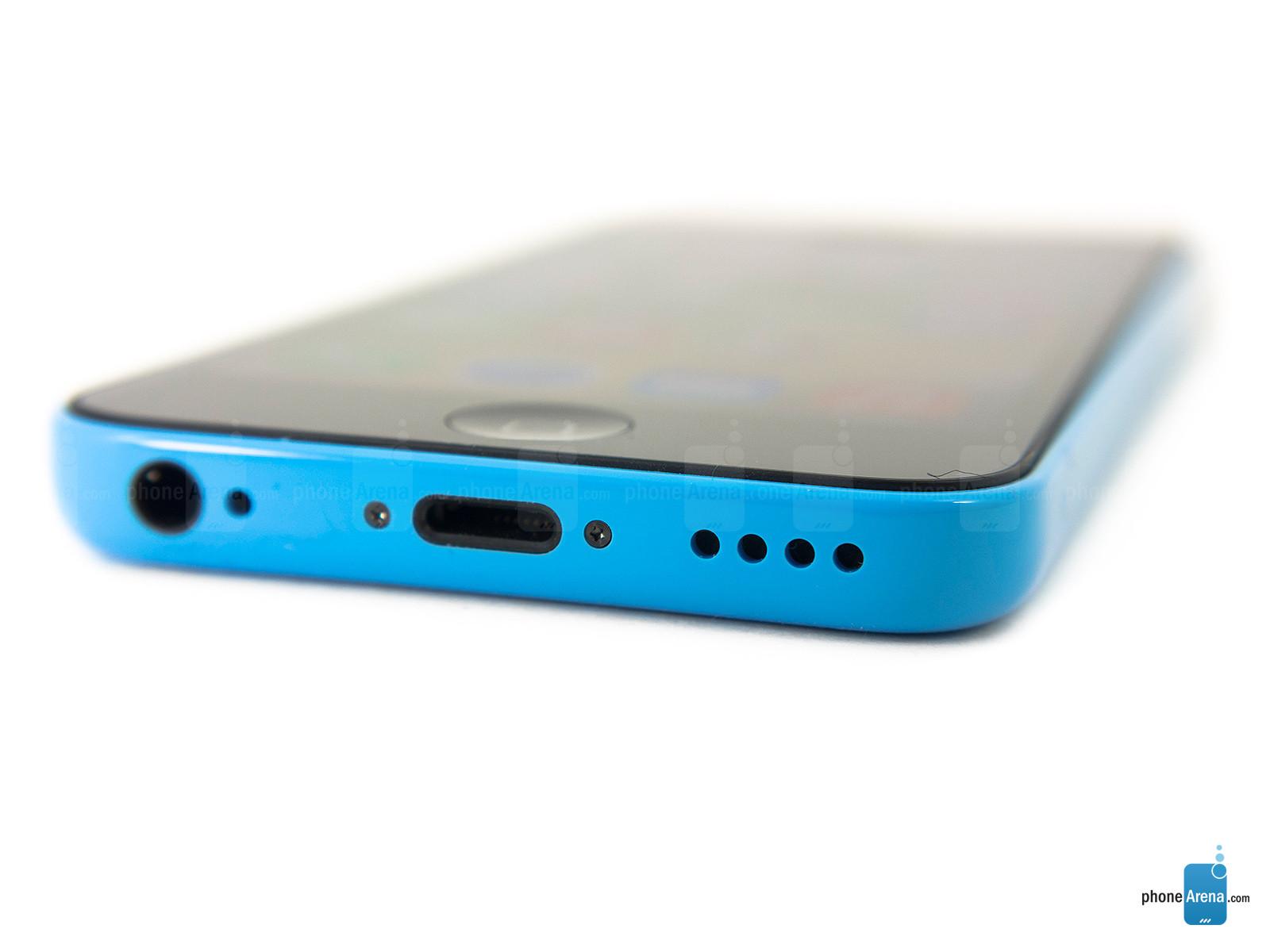 Apple iPhone 5c 11