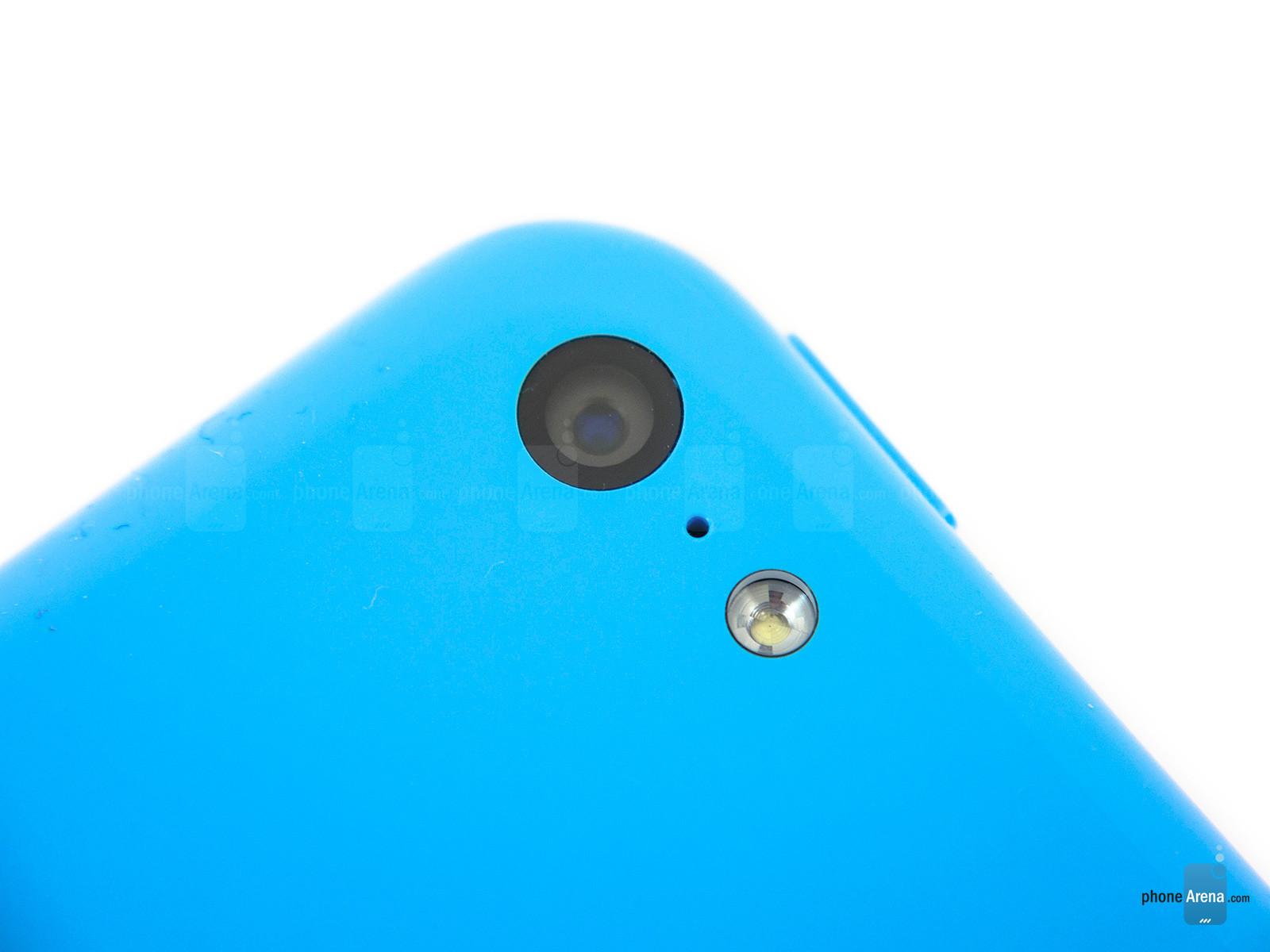 Apple iPhone 5c 12