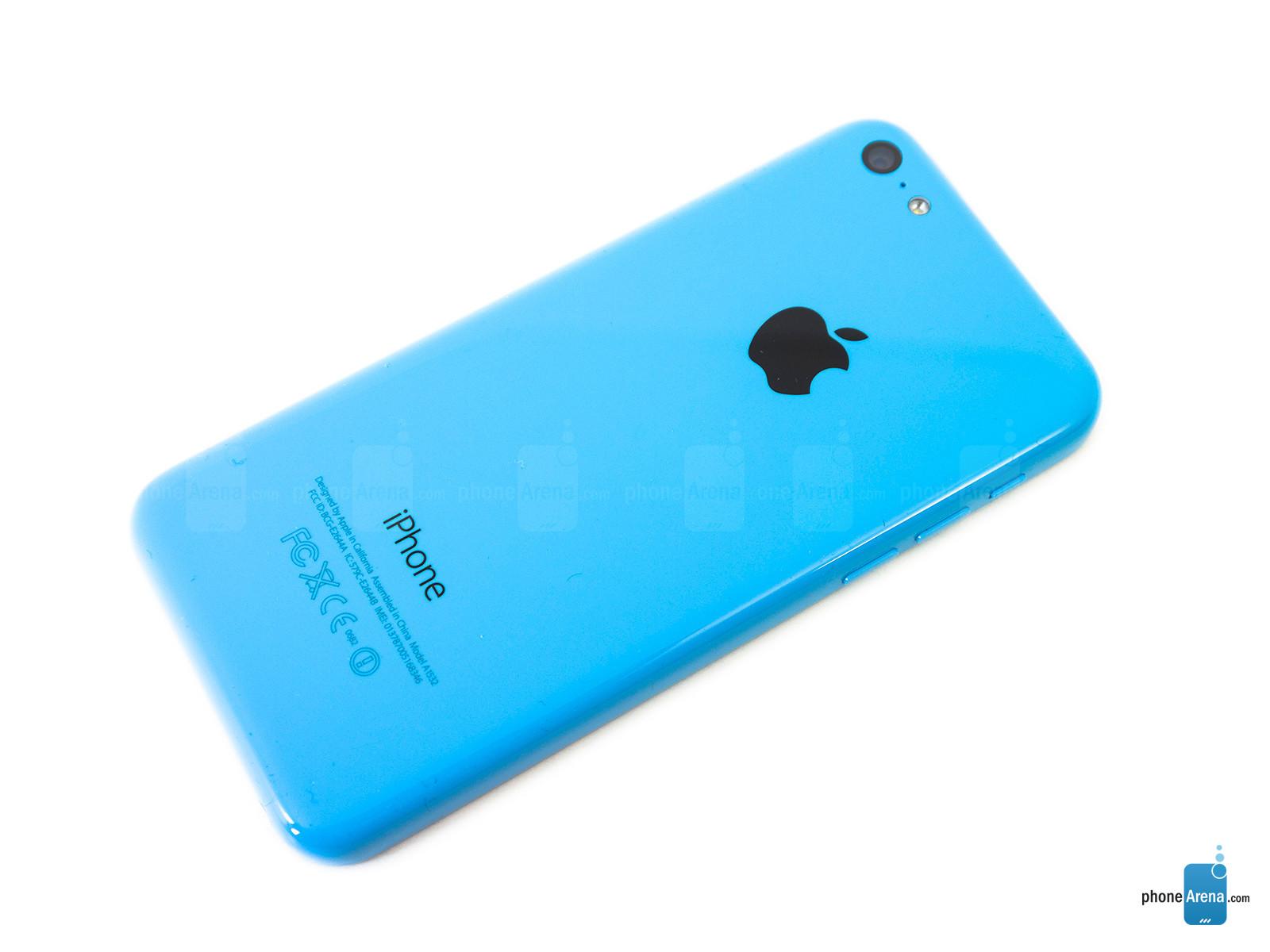 Apple iPhone 5c 13