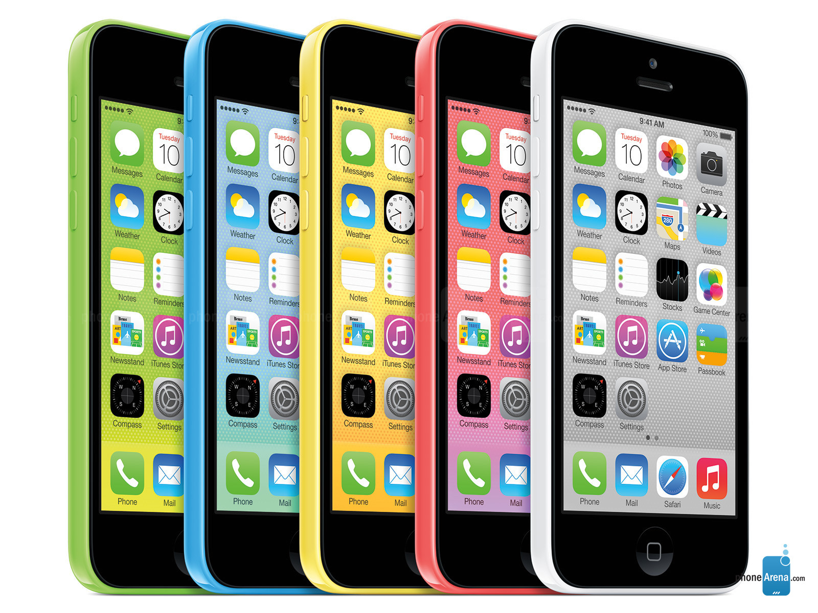 Apple iPhone 5c 2