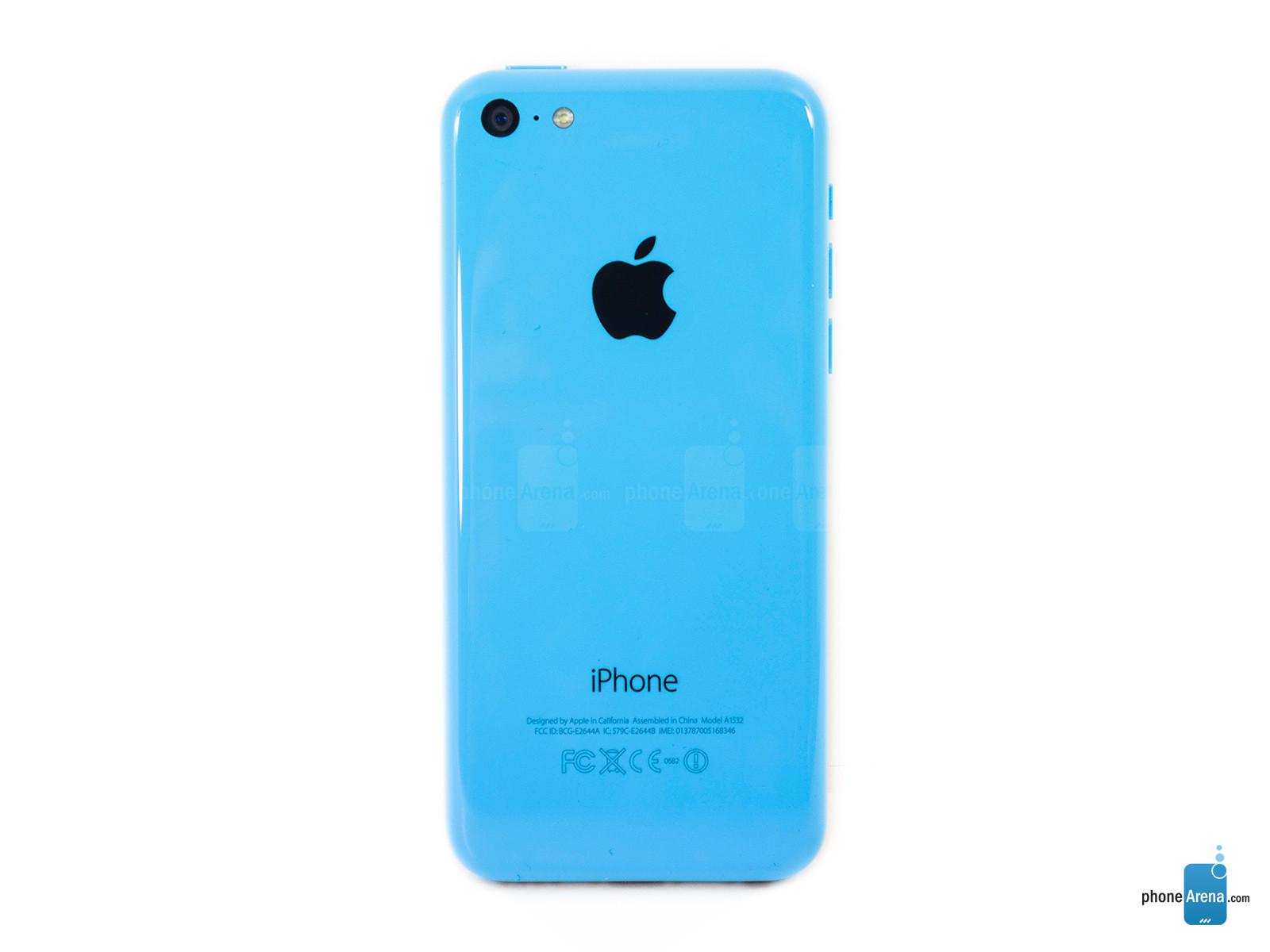 Apple iPhone 5c 5