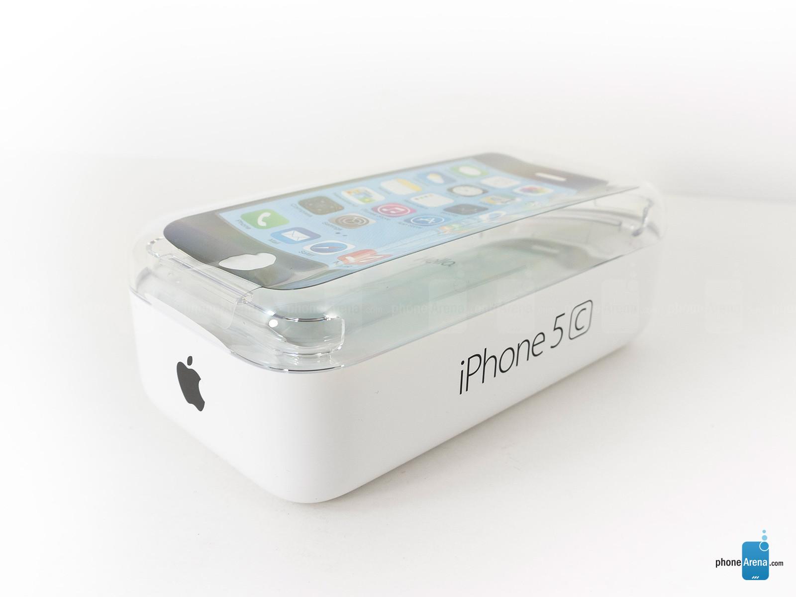 Apple iPhone 5c 6