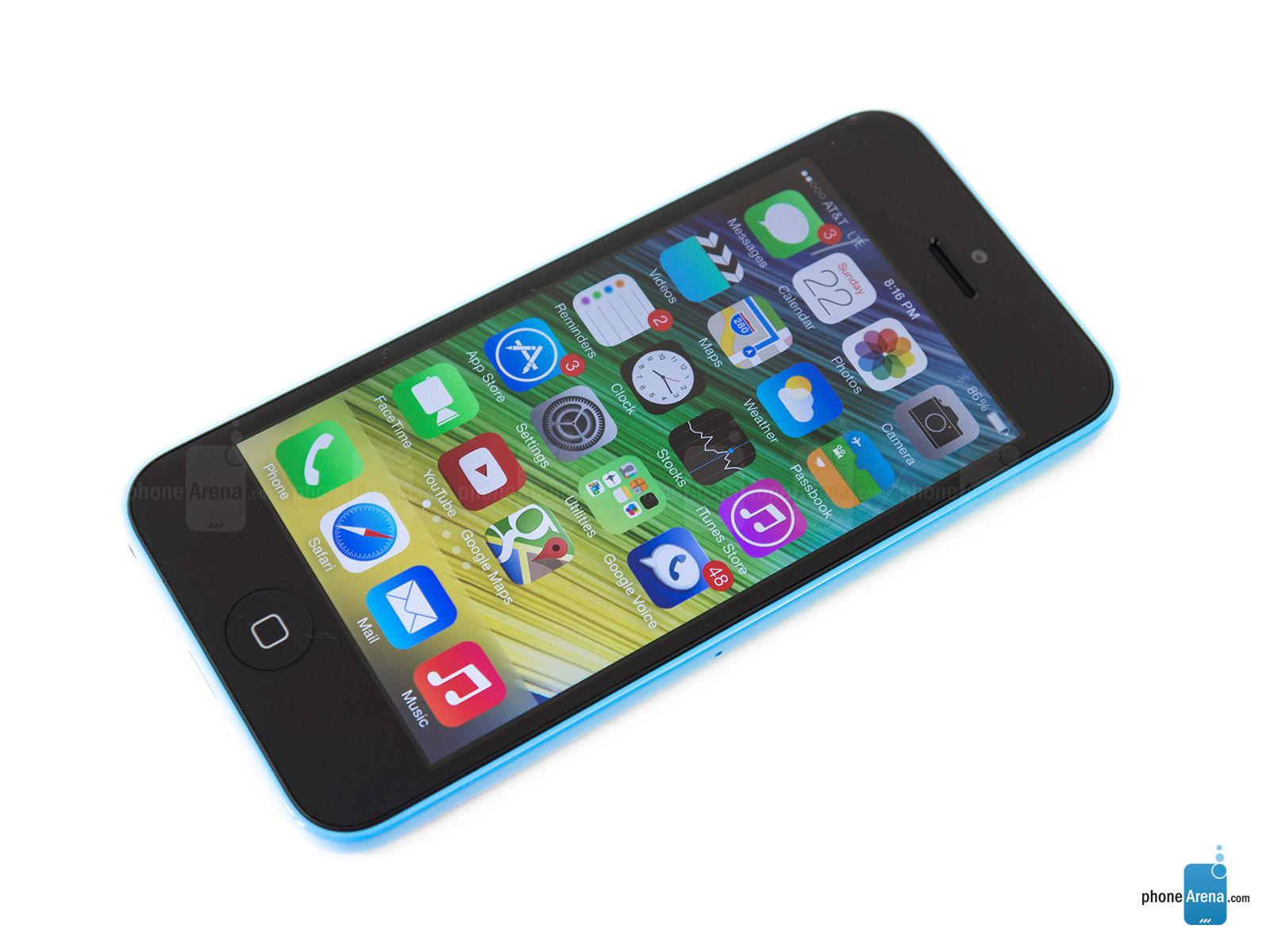 Apple iPhone 5c 9