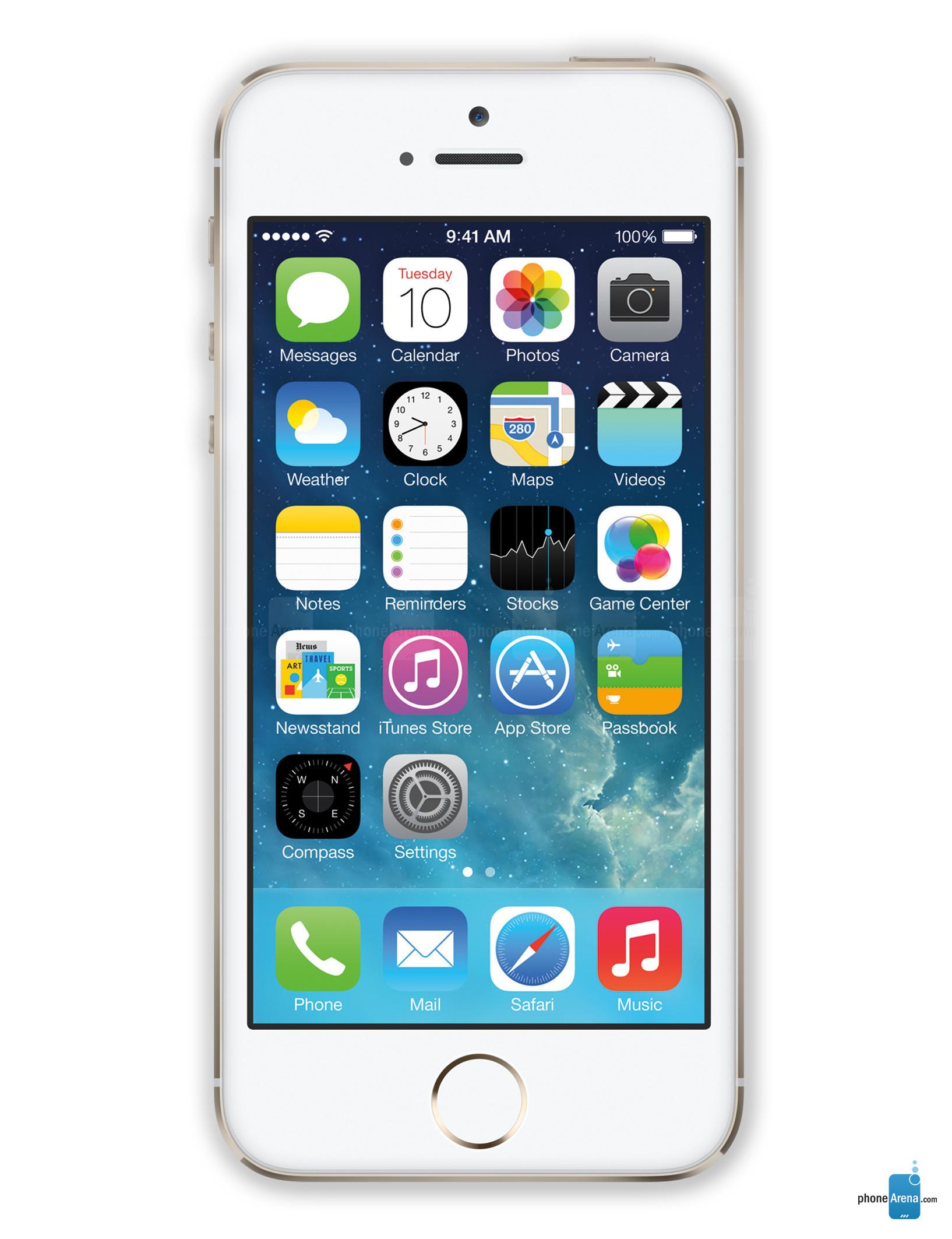 Apple iPhone 5s 0