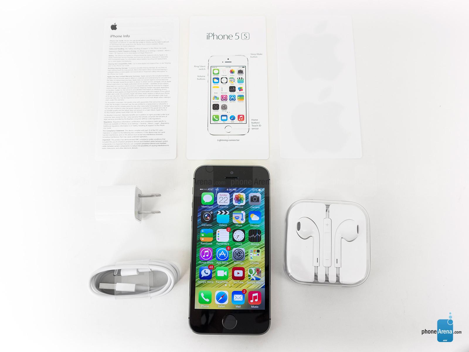 Apple iPhone 5s 10