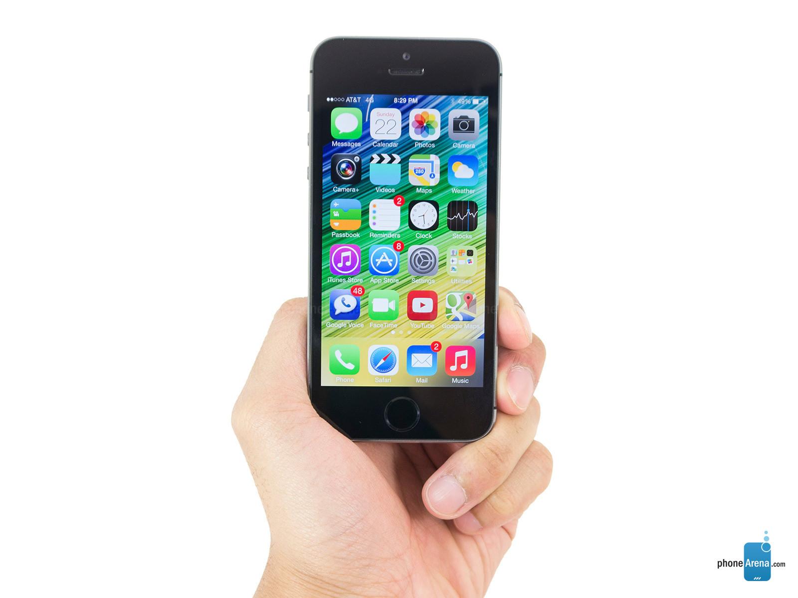 Apple iPhone 5s 11
