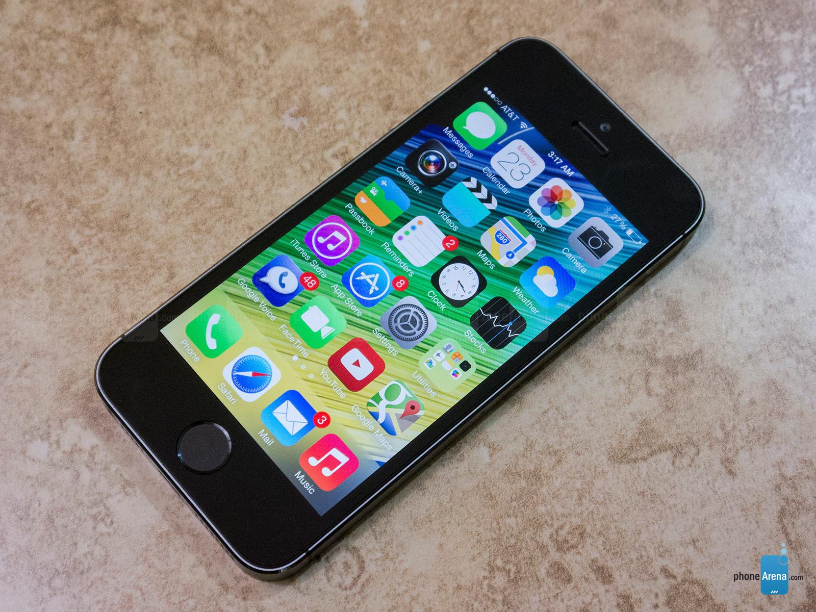 Apple iPhone 5s 19