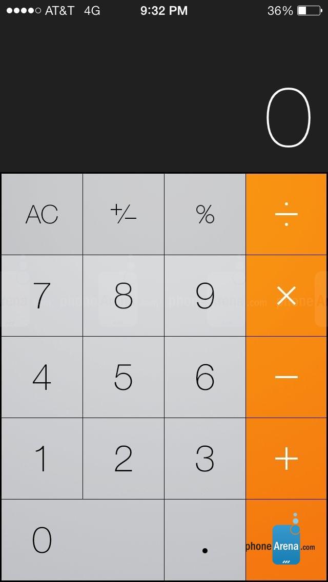 Apple iPhone 5s 34
