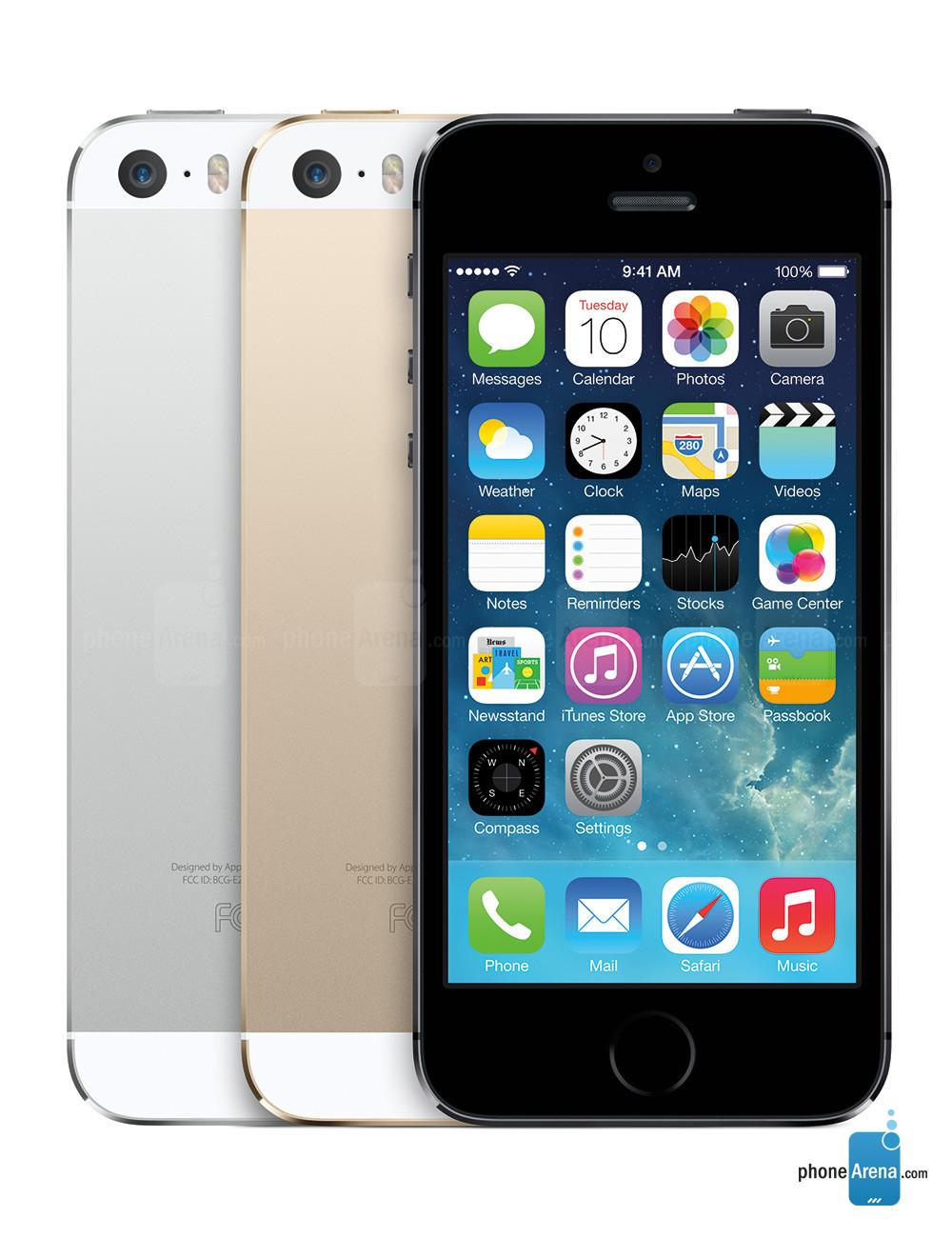 Apple iPhone 5s 5