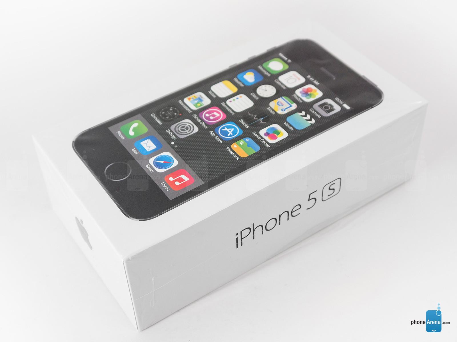 Apple iPhone 5s 9
