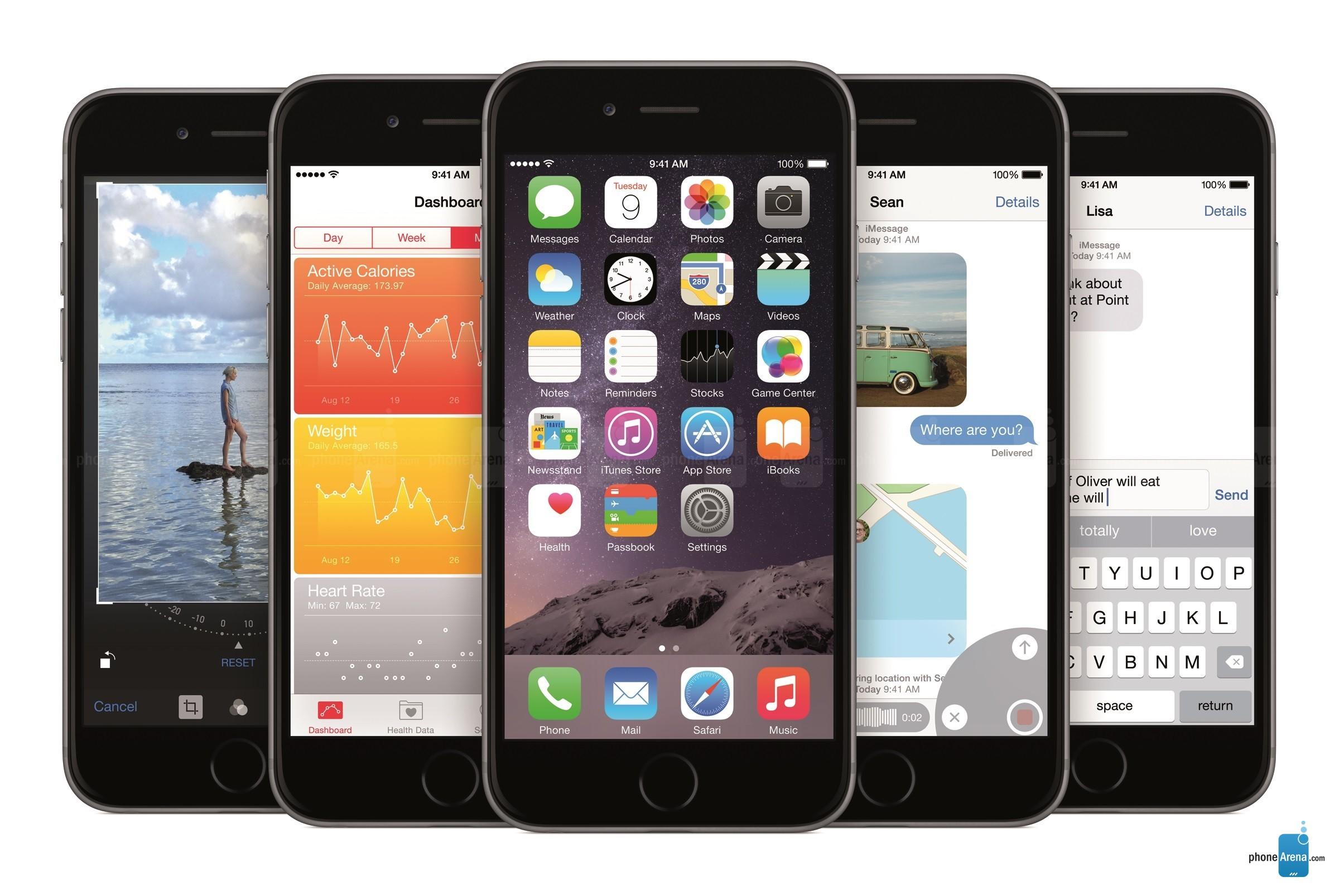 Apple iPhone 6 Plus 4