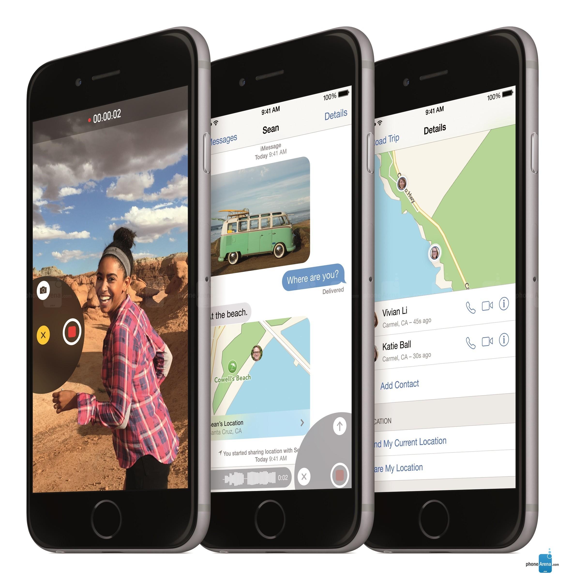 Apple iPhone 6 Plus 5