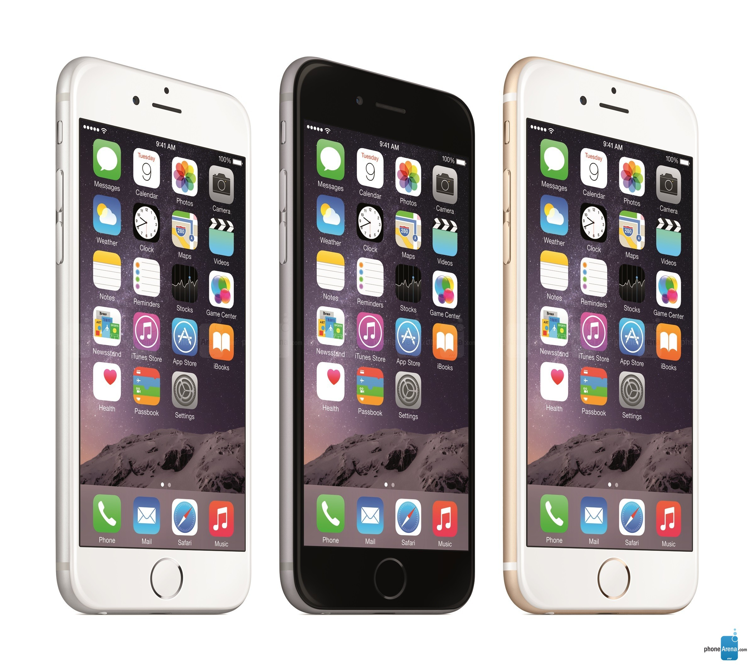 Apple iPhone 6 Plus 6