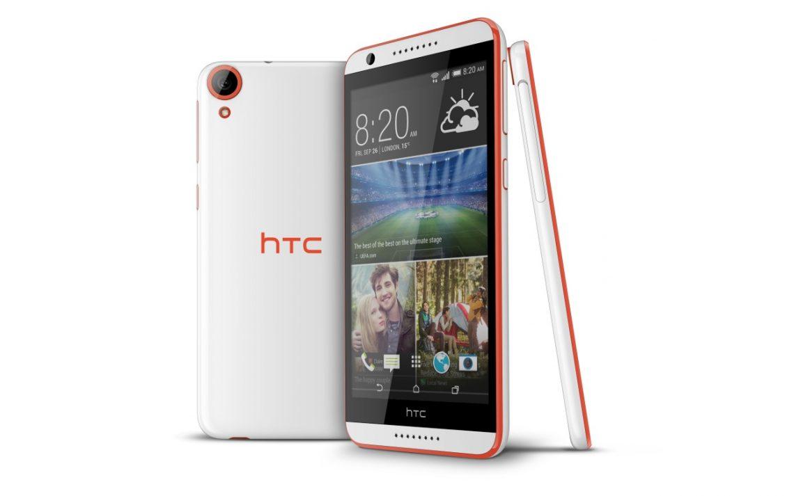 [IFA 2014] มาเงียบๆ HTC เปิดตัว HTC Desire 820 มือถือระดับกลาง มาพร้อม CPU Snapdragon 64 Bit