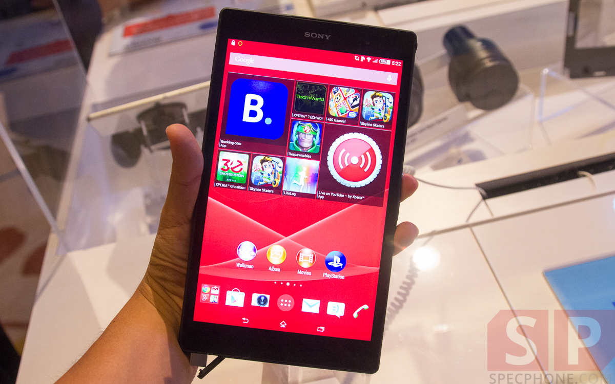 Hands-on-Preview-Sony-Xperia-Z3-Xperia-Z3-Compact-Xperia-Z3-Tablet-Compact-Smartwatch-3-Smartband-Talk-SpecPhone-14