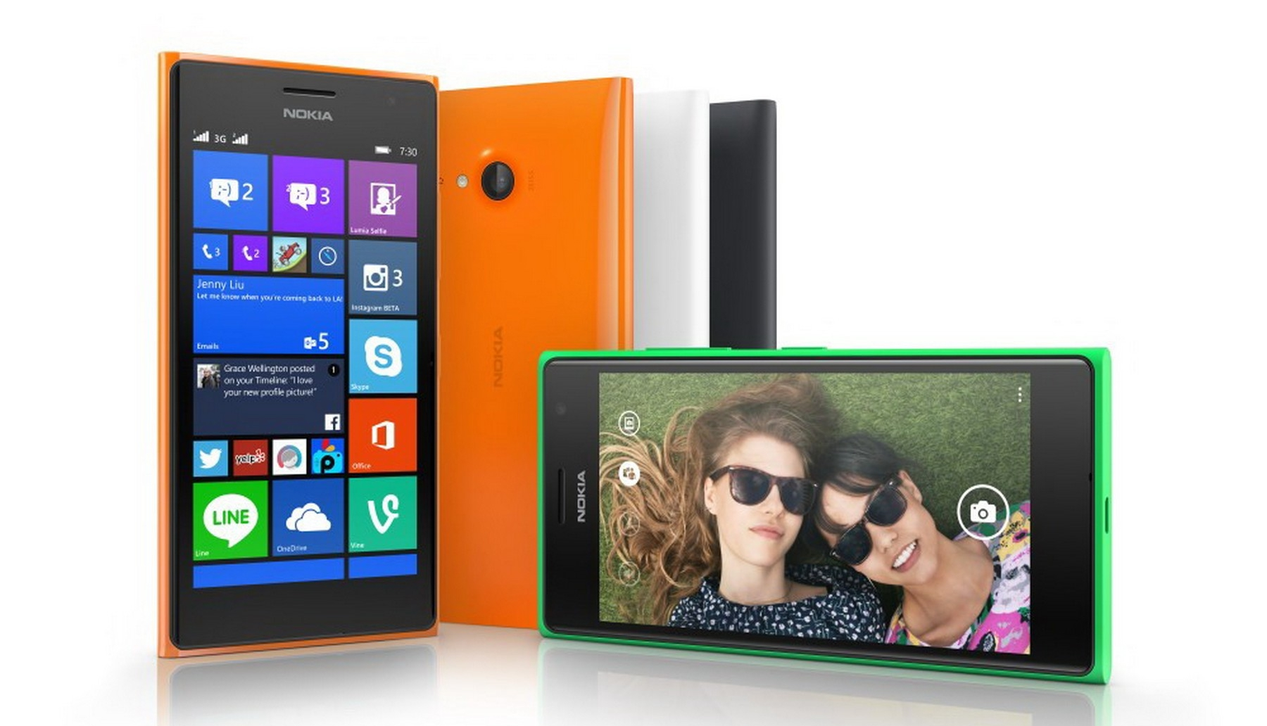 Lumia 730 dual sim group