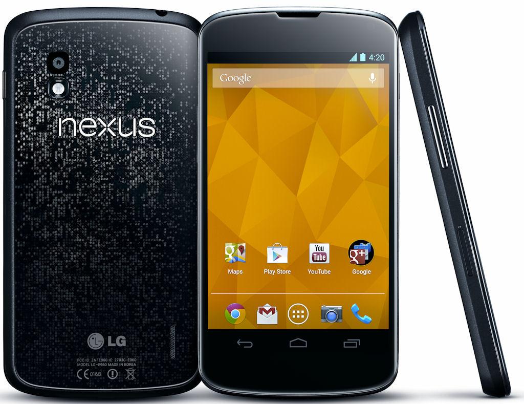 Nexus 4 มีลุ้นอาจจะได้ใช้ Android L กับเขาด้วย