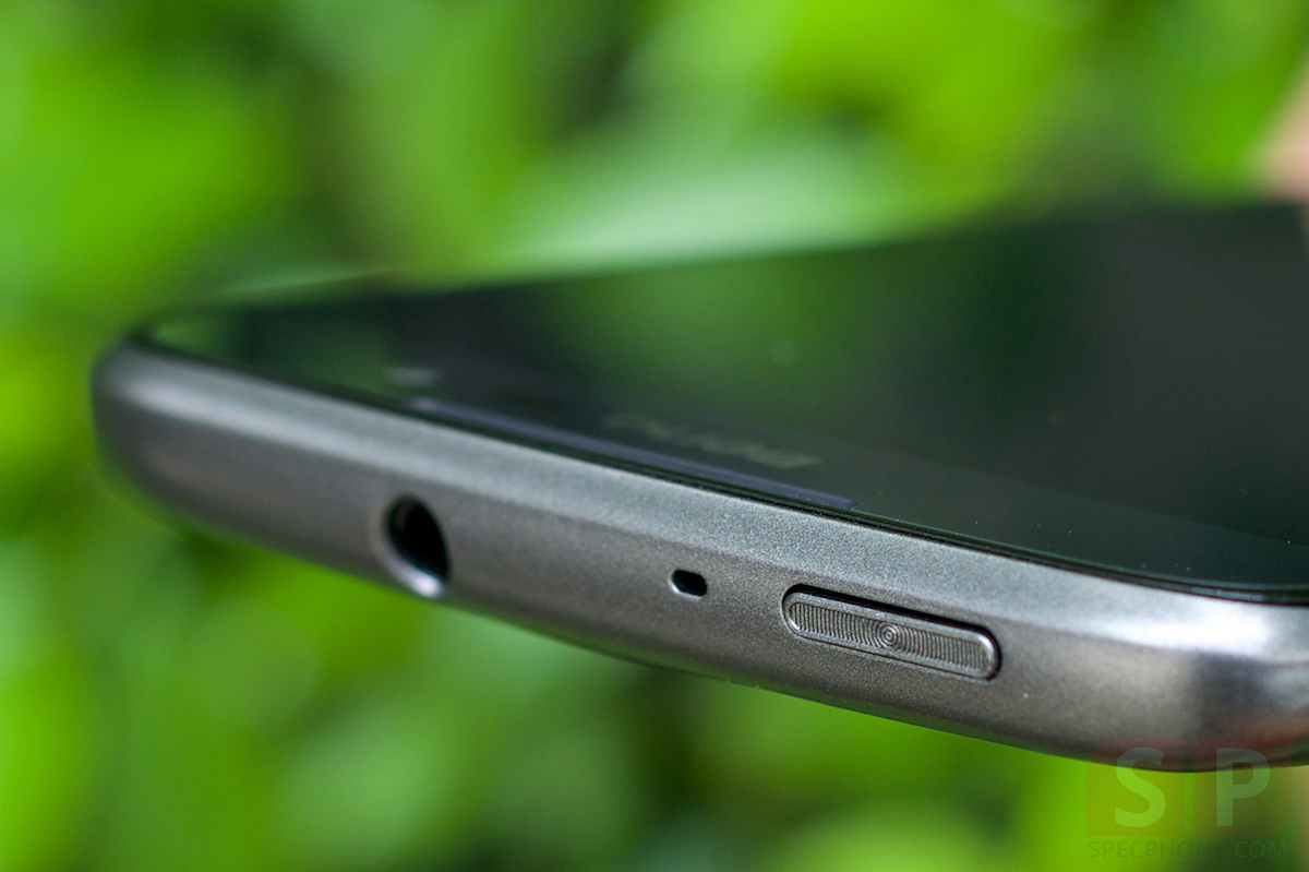 Review BenQ F5 SpecPhone 0111