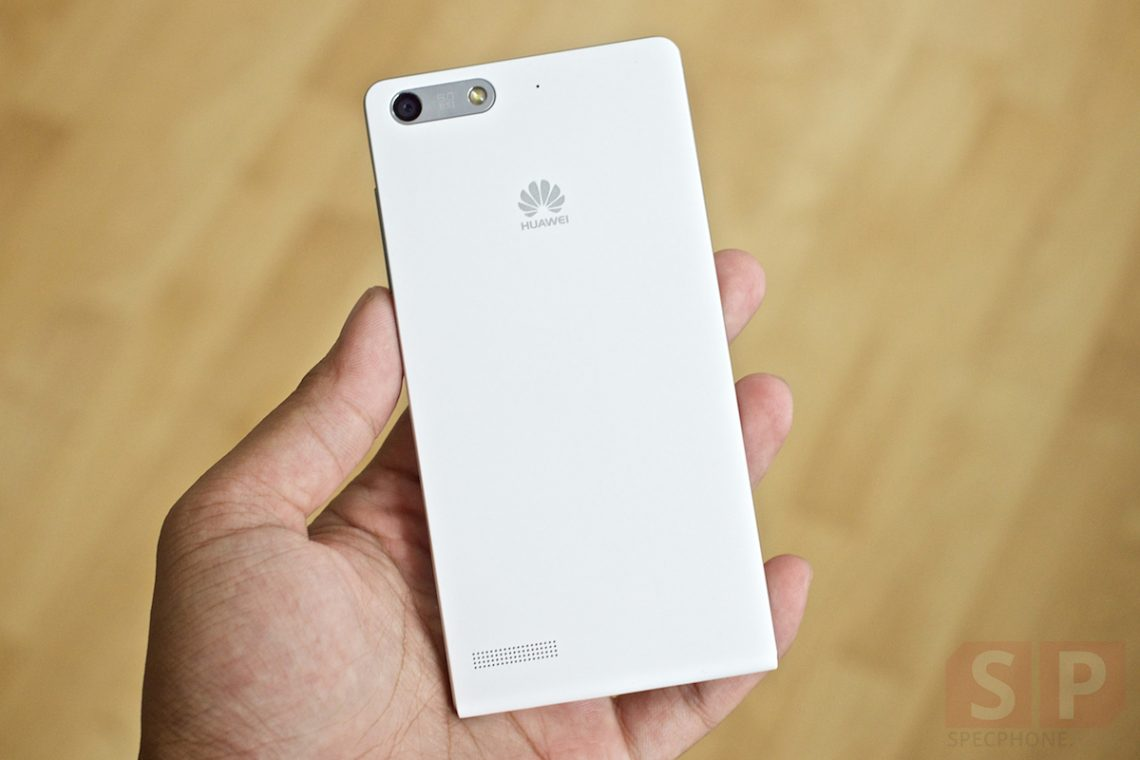 [Review] รีวิว Huawei Ascend G6 มือถือ Selfie กล้องหน้า 5 ล้าน กับราคาโดนๆ 5,990 บาท