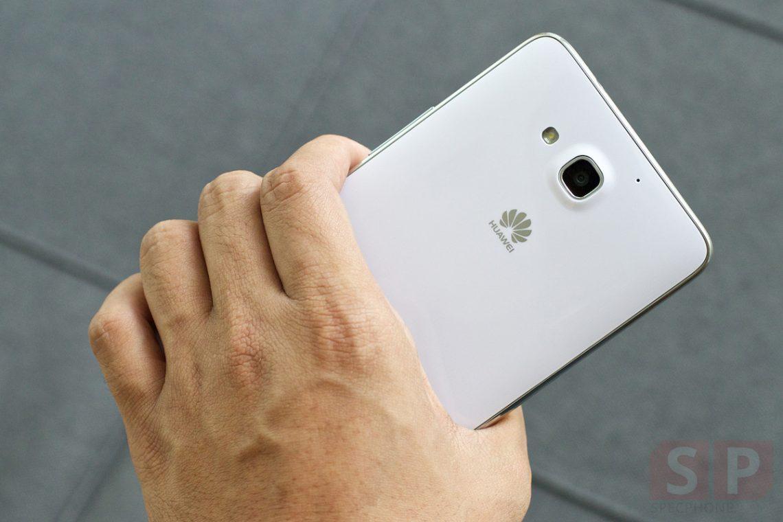 [Review] Huawei Honor 3X (G750) แฟ็บเล็ตจอใหญ่ สองซิม กล้องชัด