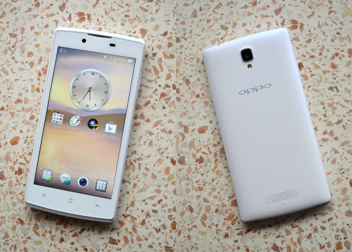 [PR] รีวิว OPPO Neo 5 สมาร์ทโฟน 4G หน่วยประมวลผล 4 แกนในราคา 5,990 บาท