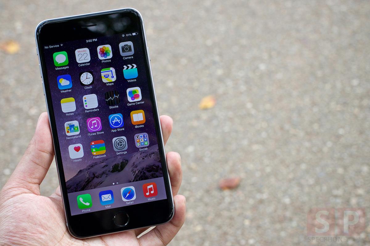 [Review] iPhone 6 Plus จอใหญ่ แบตอึดขึ้น กล้องสวย แล้วคุณยังจะต้องการอะไรอีก?