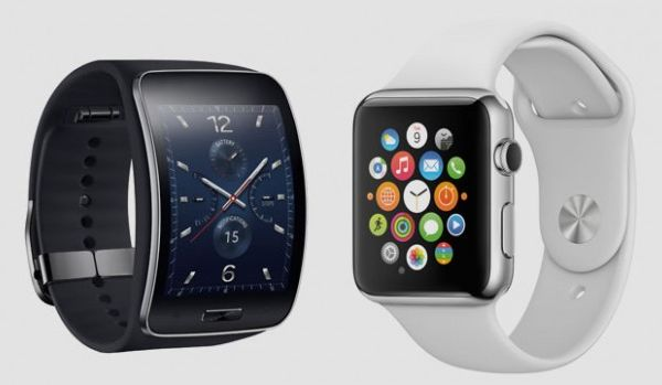 Samsung-gear-S-vs-Apple-Watch