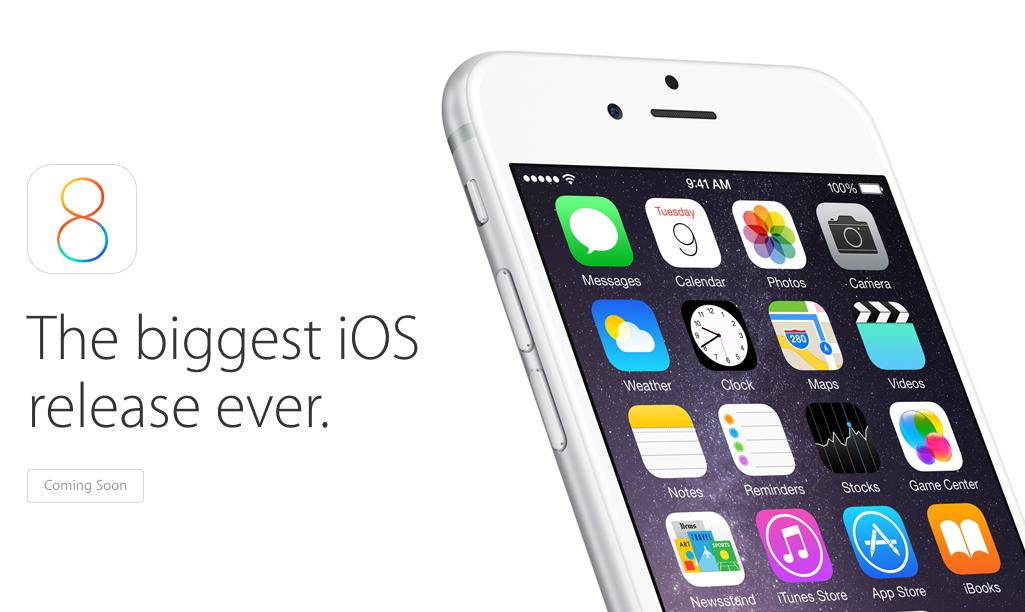 [Tip] เตรียมความพร้อมก่อนอัพเดต iOS 8 รุ่นไหนอัพได้บ้าง วิธีอัพเดตทำยังไง backup แบบไหนดี?