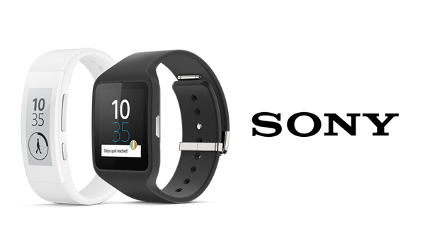 Sony SmartBand Talk SmartWatch 3