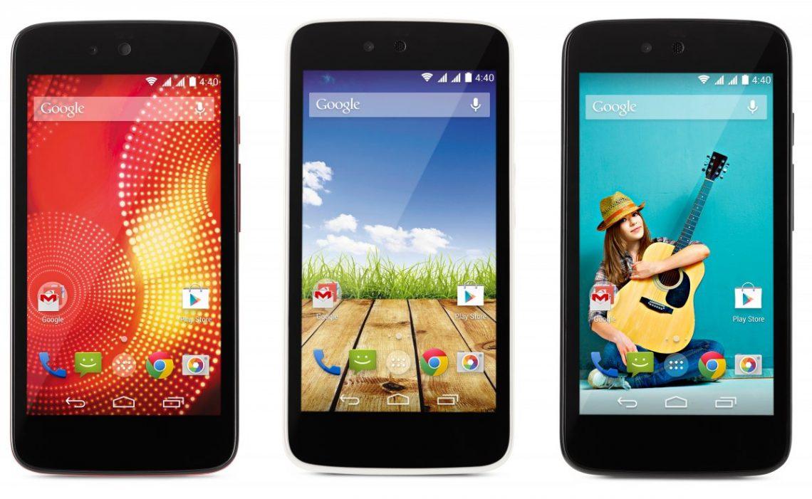 Google เปิดตัวมือถือโครงการ Android One เพิ่มโผ HTC, Lenovo, Asus