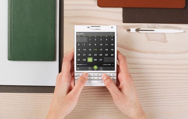 เปิดราคา BlackBerry Passort ในสหรัฐ เครื่องอันล็อคอยู่ที่หมื่นเก้าพันบาท