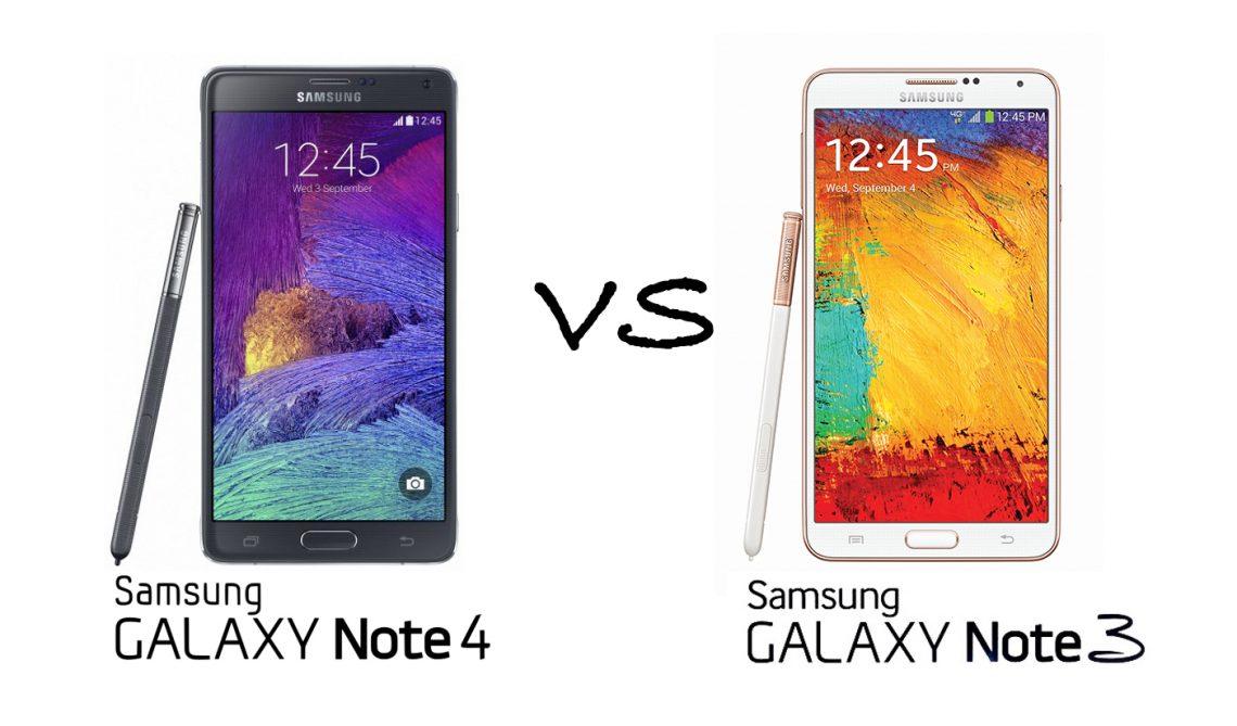 เปรียบเทียบสเปค Samsung Galaxy Note 4 เหนือกว่า Note 3 ตรงไหนบ้าง ?