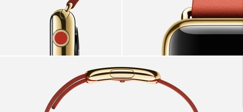 Apple Watch รุ่นทอง 18K อาจราคาพุ่งได้ถึง 1,200 ดอลลาร์ หรือเกือบ 40,000 บาท !!