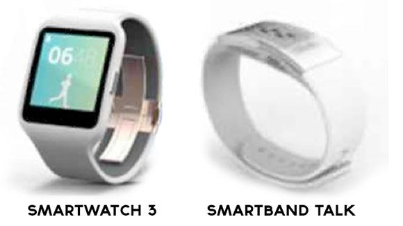 Sony SmartWatch 3 และ SmartBand Talk อาจจะมาปรากฎตัวในงาน IFA2014