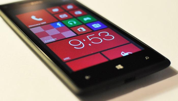 HTC 8X เตรียมได้อัพเดท Windows Phone 8.1 เดือนหน้า