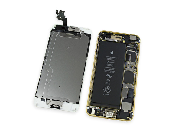 iFixit iPhone 6 and iPhone 6 Plus 003